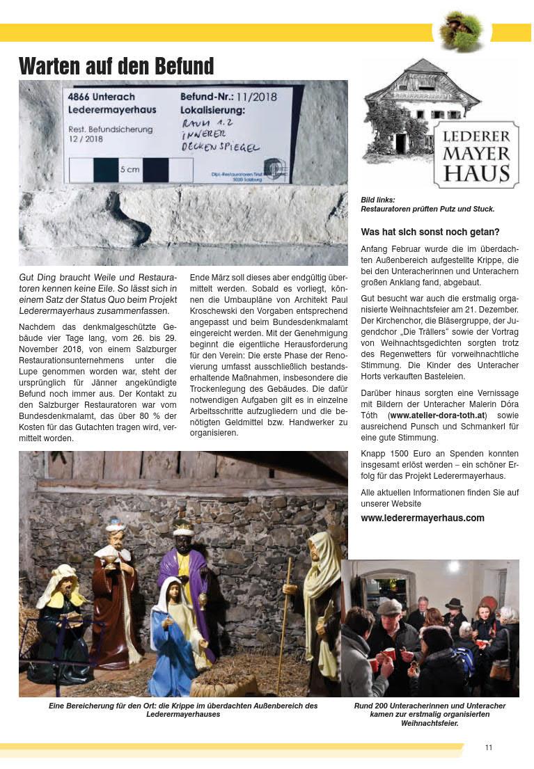 Gemeindezeitung 01_2019