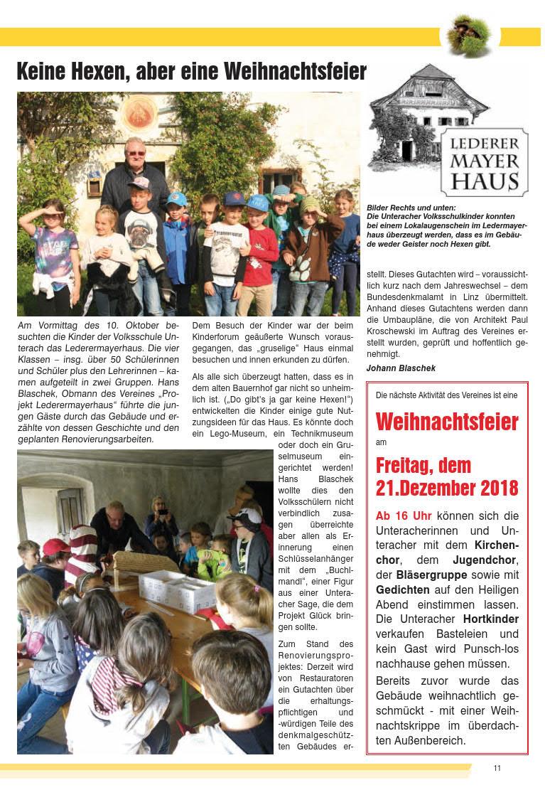 Gemeindezeitung 04 2018
